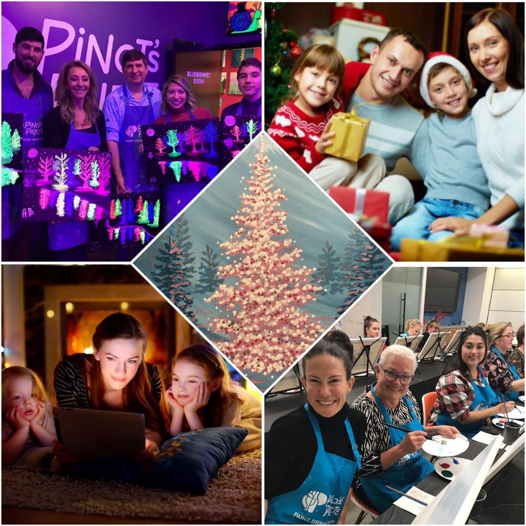 Addison Texas - things to do holidays 2019