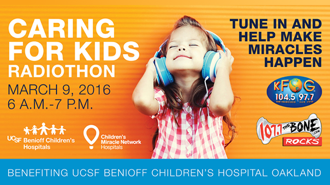 2016 Caring For Kids Radiothon