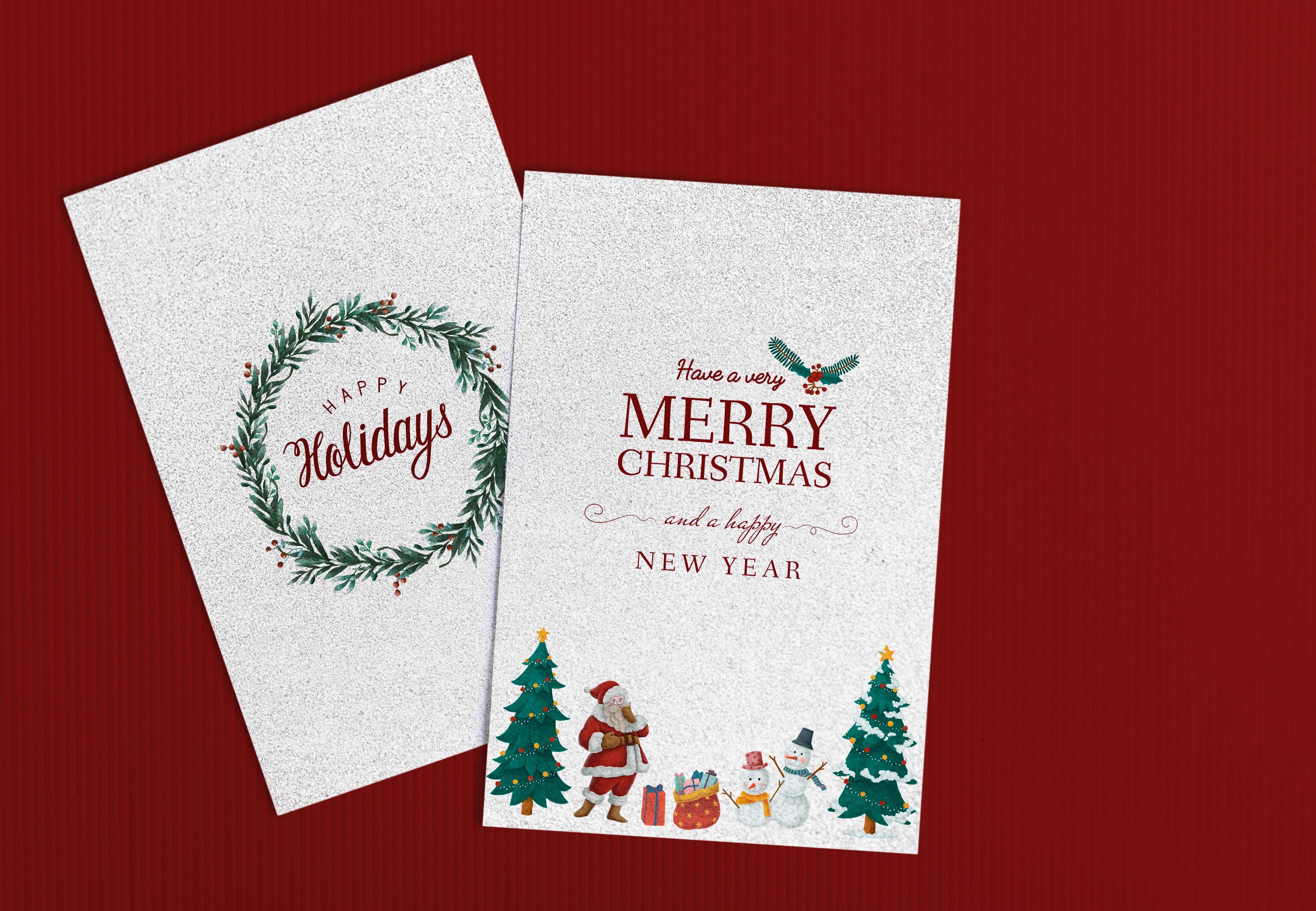 Holiday Card Etiquette - Pinot\'s Palette