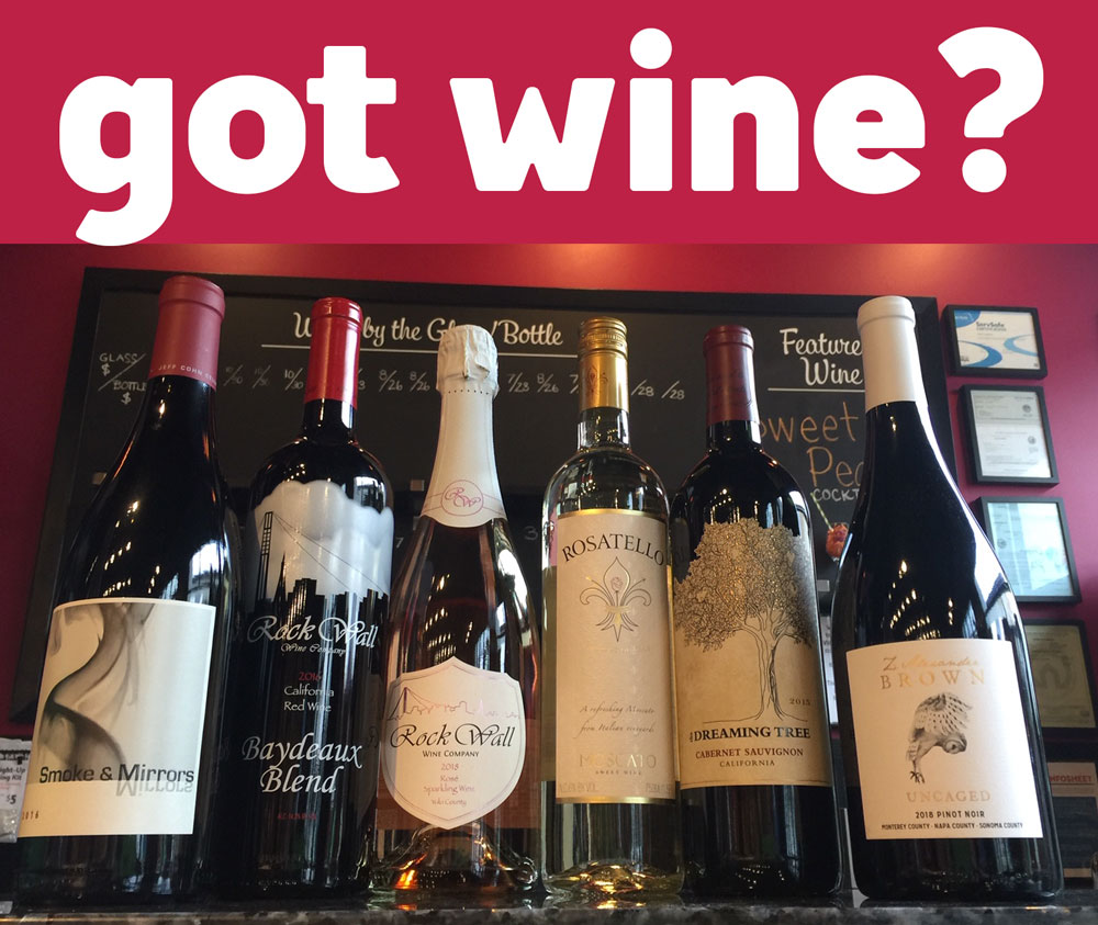 WINE SALE TODAY ONLY!