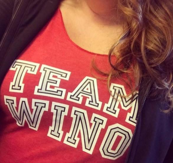 wine tshirt