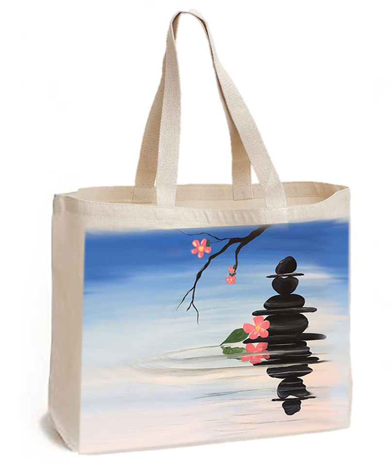 Paint a Tote Bag