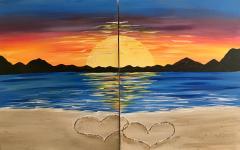 Feb 15th 7-9pm Romance on the Beach