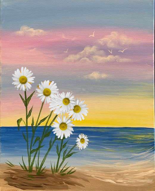 Sunflower Shore