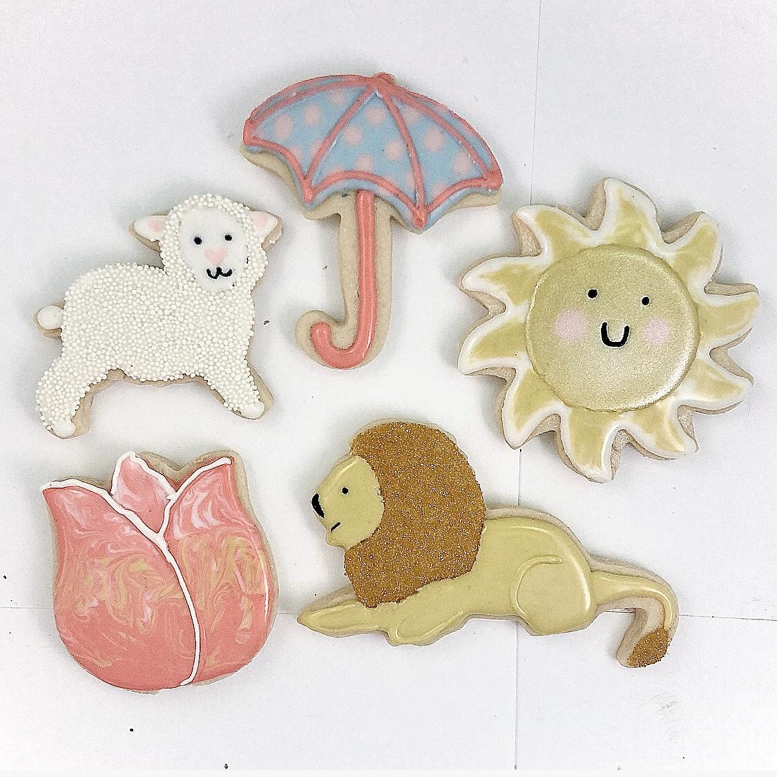 DIY- Cookie Decorating Class