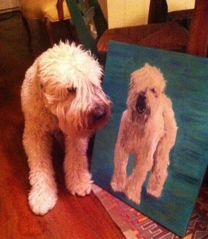 Painting your Pet