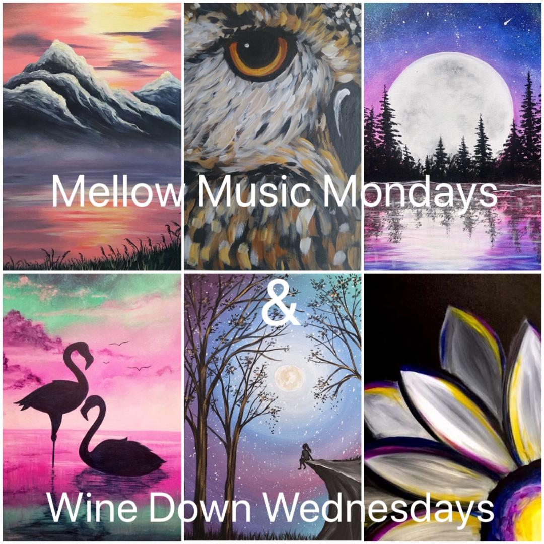 Join Us For Some Of Our Newest Specialty Nights!