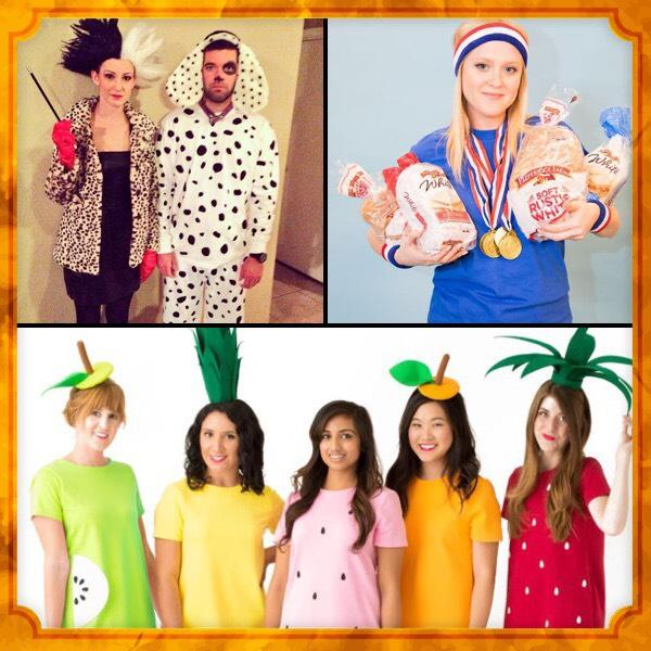 DIY Halloween Costumes That Anyone Can Make!