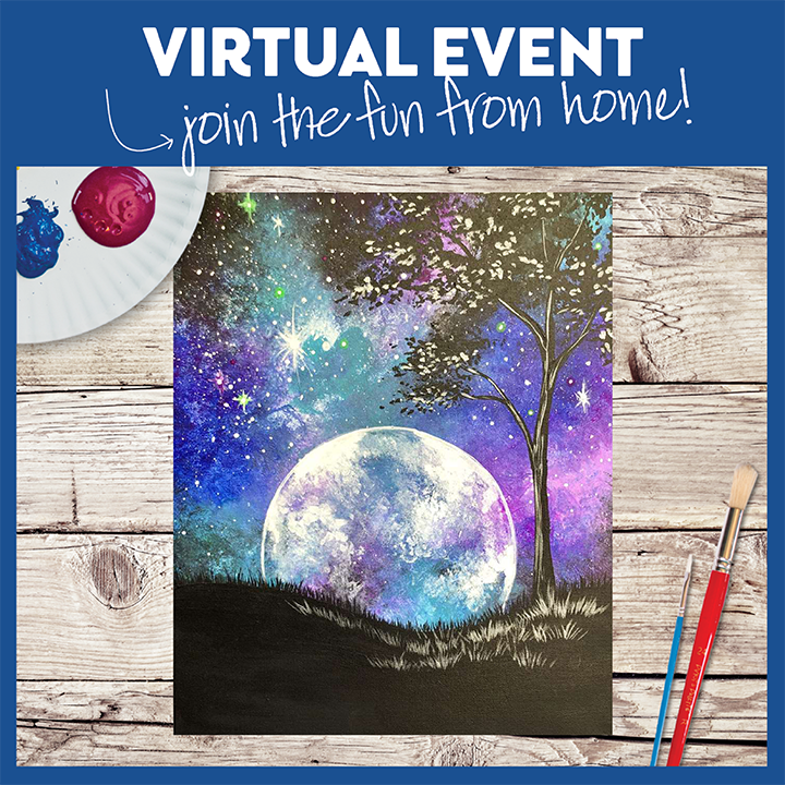 VIRTUAL EVENT  +7 DAYS ON-DEMAND CELESTIAL EVENING