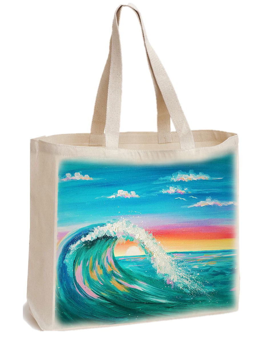 Paint A Tote Bag!