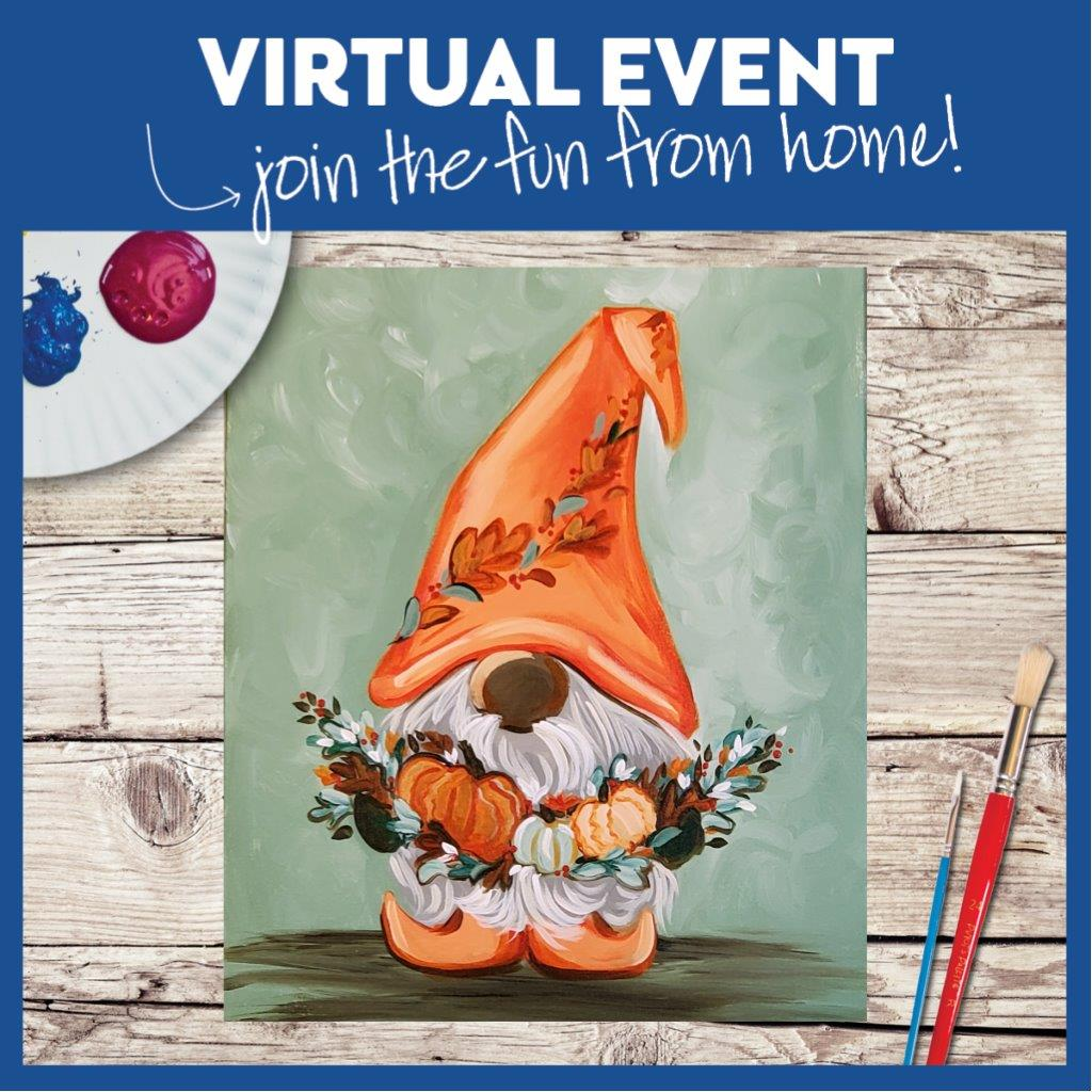 VIRTUAL EVENT  +7 DAYS ON-DEMAND HARVEST GNOME