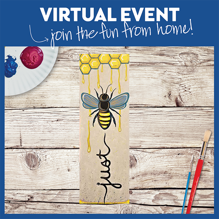 VIRTUAL EVENT  +7 DAYS ON-DEMAND JUST BEE U