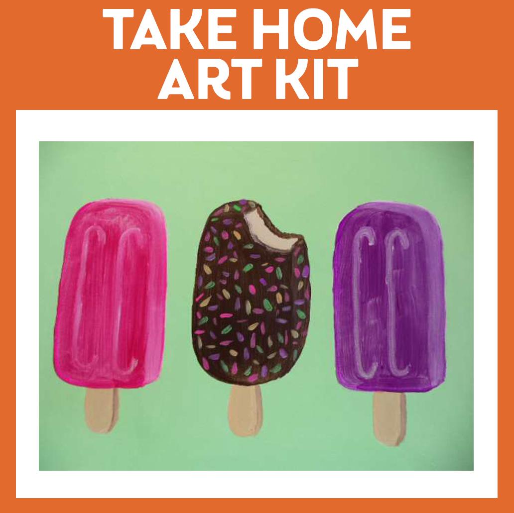 Take Home Paint Kits