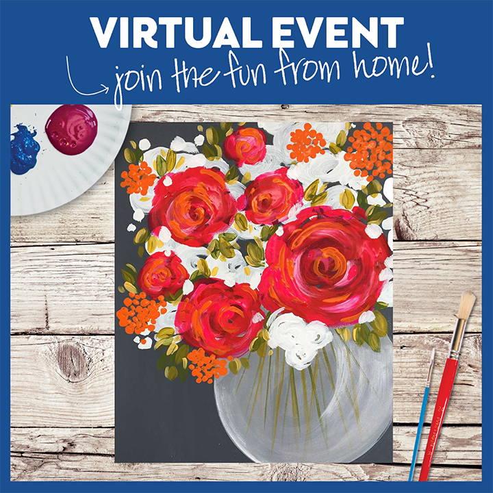 VIRTUAL EVENT --  ALSO ON-DEMAND SWEET PEA