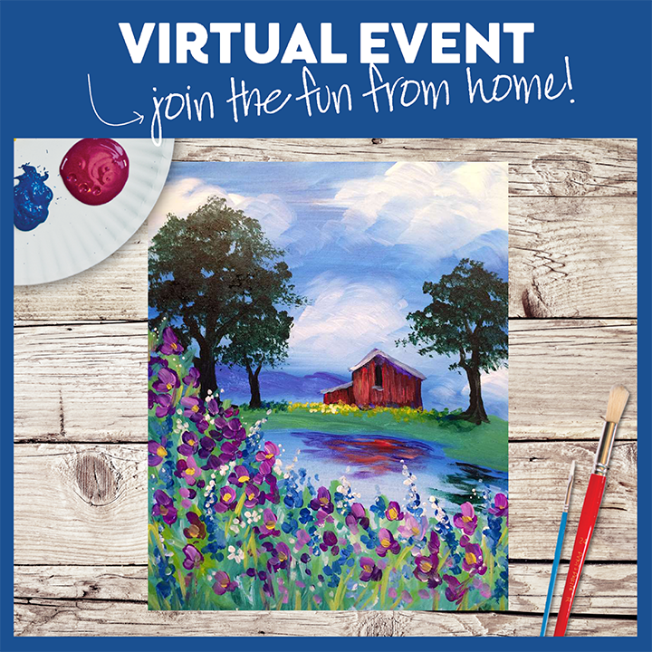 VIRTUAL EVENT --  ALSO ON-DEMAND TRANQUIL POND