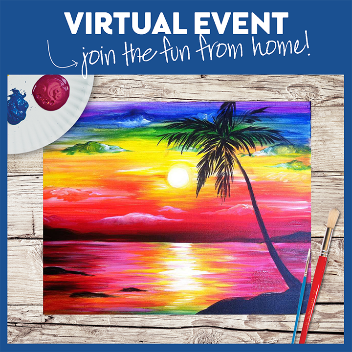 VIRTUAL EVENT --  ALSO ON-DEMAND TWILIGHT PARADISE