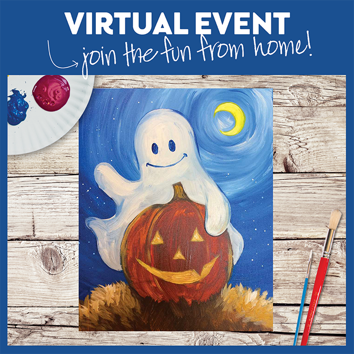 VIRTUAL EVENT  +7 DAYS ON-DEMAND BOO BUDDIES