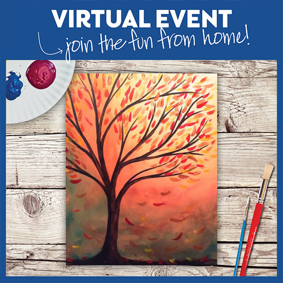 VIRTUAL EVENT  +7 DAYS ON-DEMAND FALLING BLOSSOMS