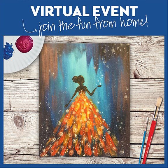 VIRTUAL EVENT  +7 DAYS ON-DEMAND FIREFLY DANCE