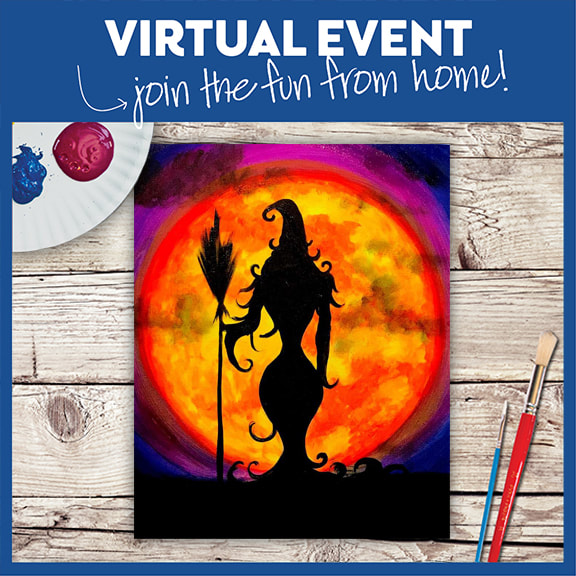 VIRTUAL EVENT  +7 DAYS ON-DEMAND HALLOW-QUEEN