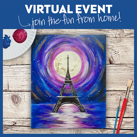 VIRTUAL EVENT  +7 DAYS ON-DEMAND PARIS IN MOONLIGHT