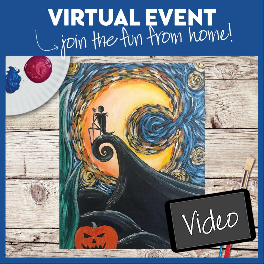 VIRTUAL EVENT  +7 DAYS ON-DEMAND STARRY NIGHTMARE