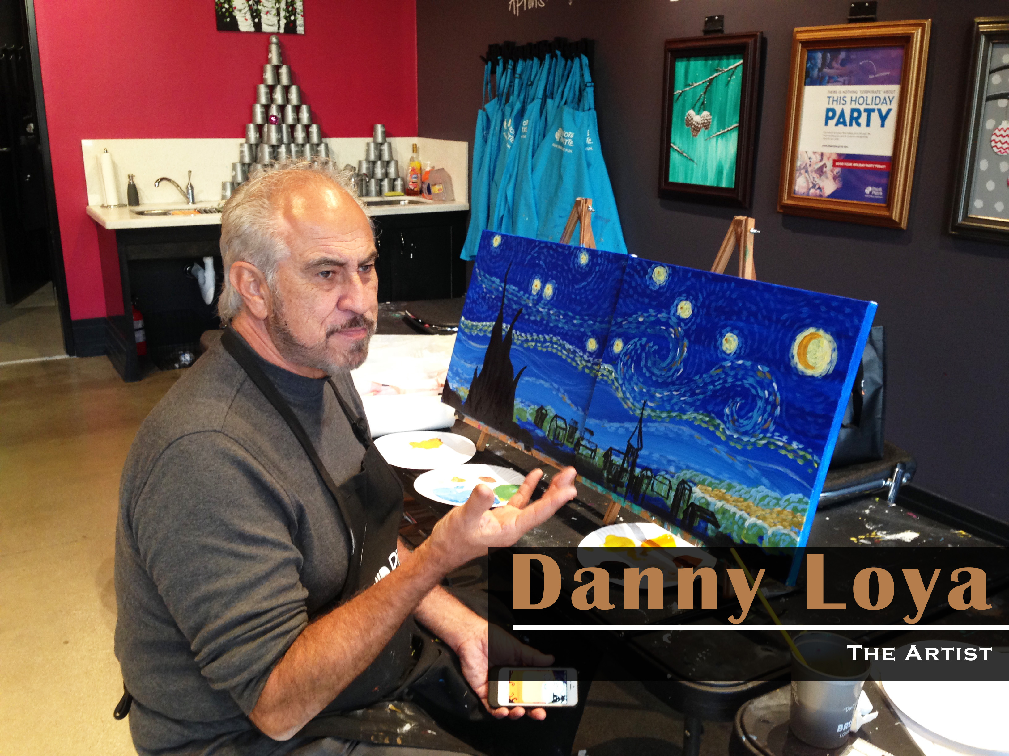 Interview with Danny The Artist