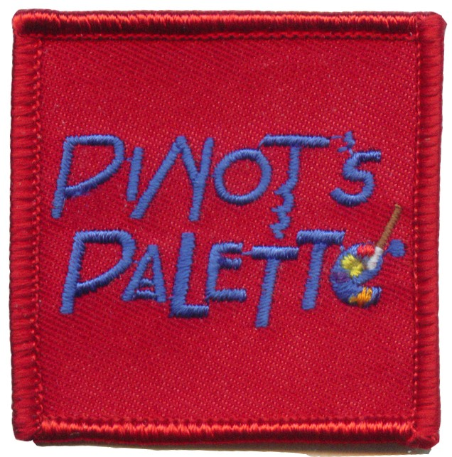 Girl Scout Patches! - Pinot's Palette