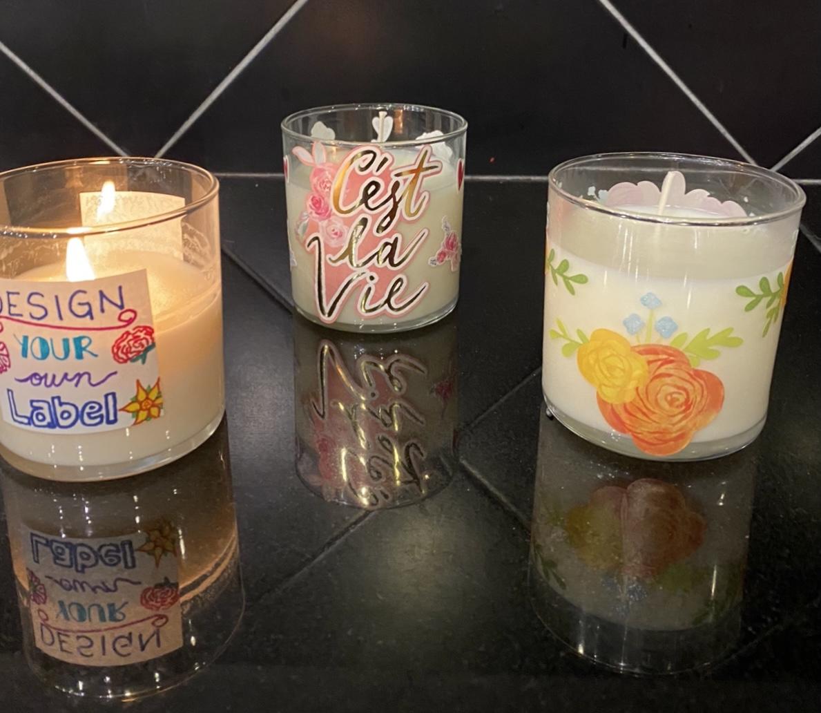 DIY Candle Class