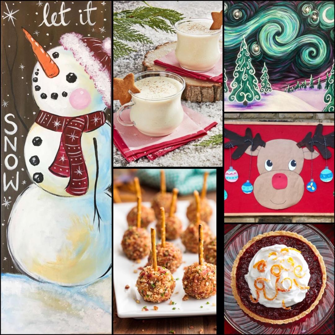 Holiday Party Ideas You and Your Guests Will Love!