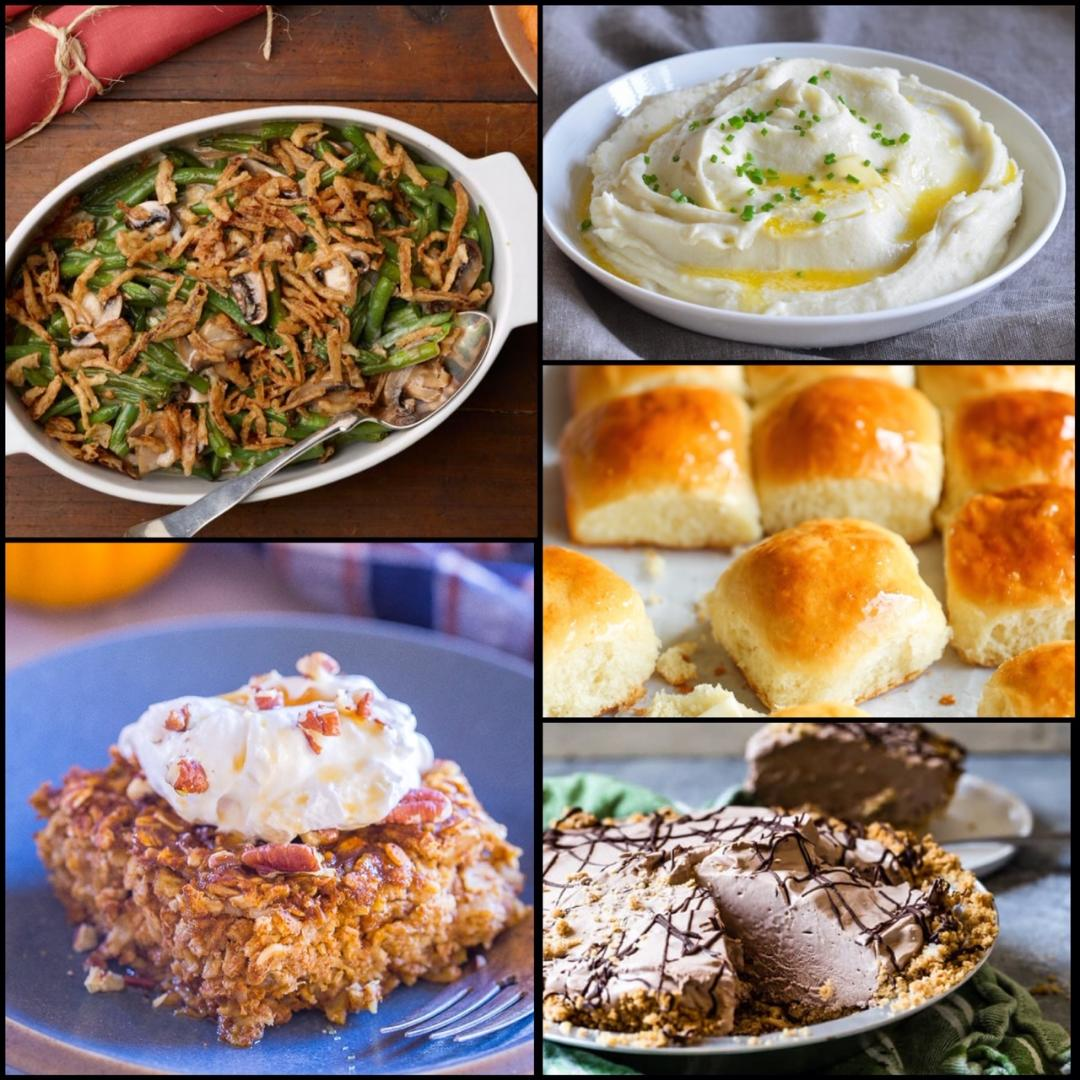 Thanksgiving Recipes That Are Fast, Easy, & Can Made In Advance!