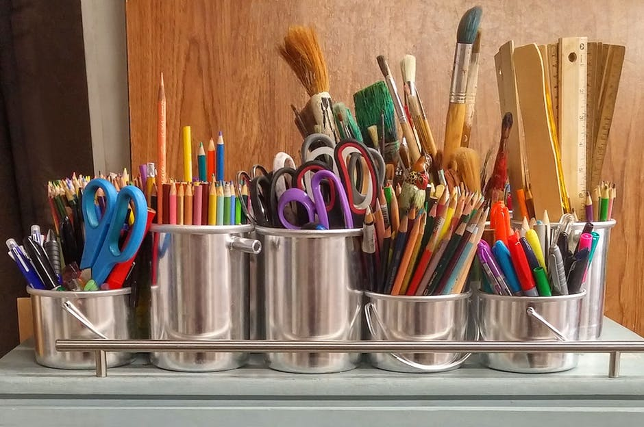 Art Supplies for Beginners - Pinot's Palette