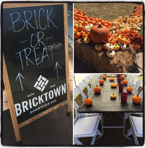 October family activities Bricktown