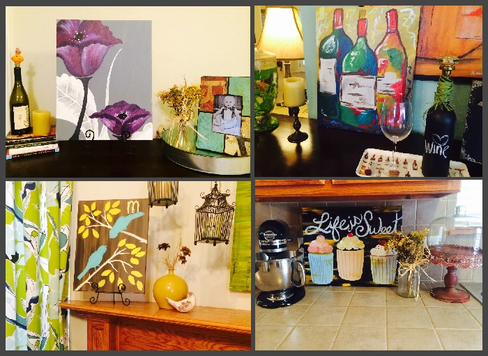 Pinot's Palette Home Decor Art!