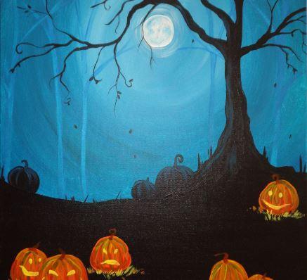 Top 5 Halloween Hot Spots in Oklahoma!
