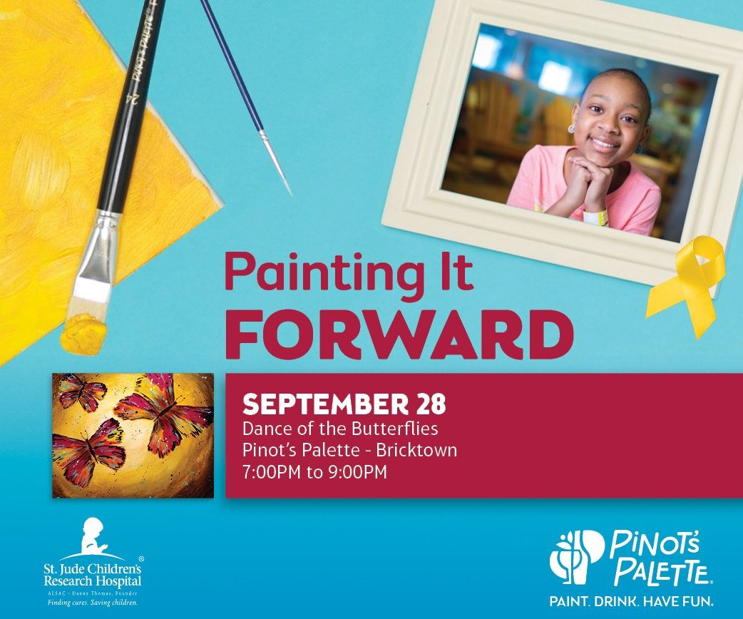Painting it Forward Event