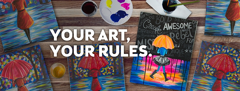 Your Art! Your Rules!