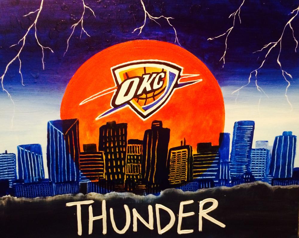 OKC Thunder Night
