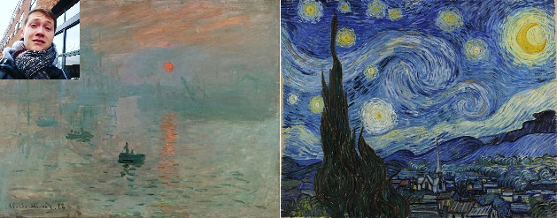 Vincent Van Gogh Wasn't Actually An Impressionist Painter