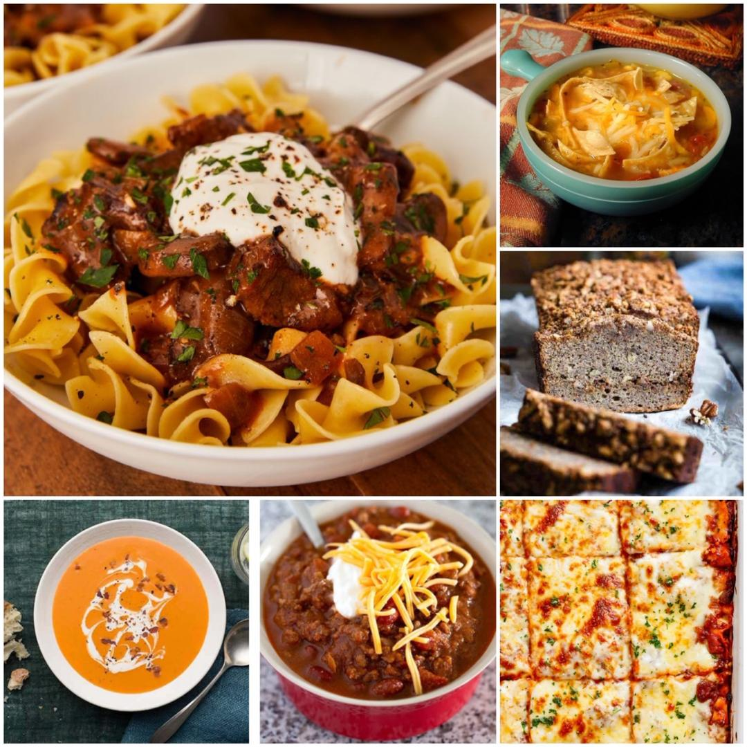 Incredibly Delicious, Warm & Comforting Recipes To Warm You Up This Winter