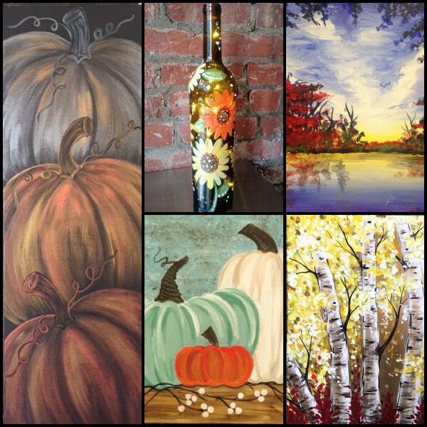 Goodbye Summer, Hello Fall! Come In And Make Some Autumn Decor For Your Home!