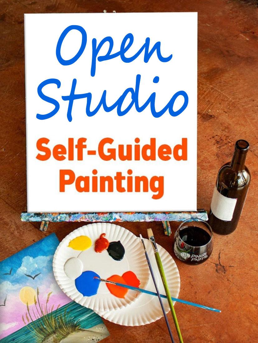 Join Us For 'Open Studio'