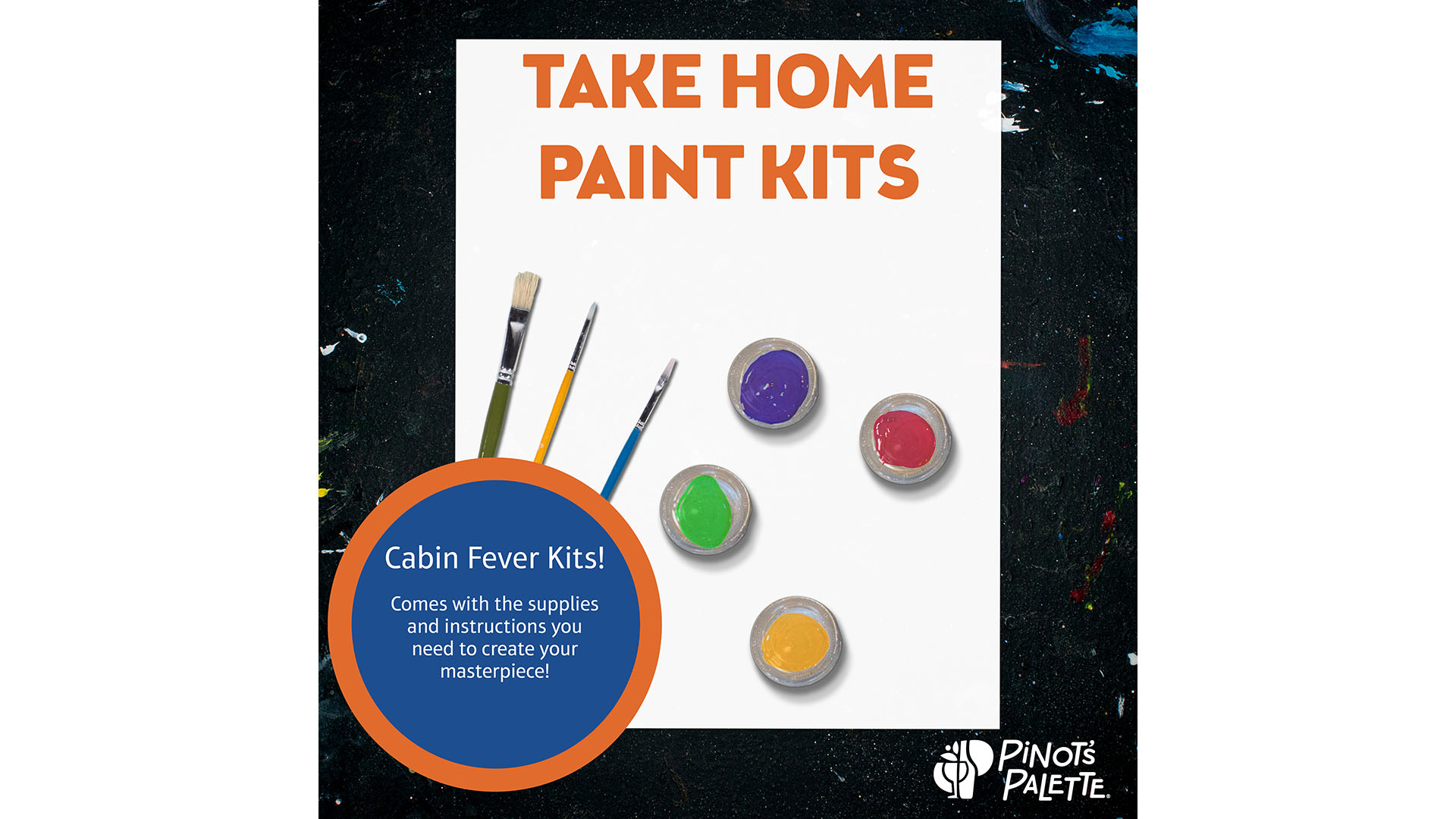 Paint Kits For Everyone To Enjoy!!!