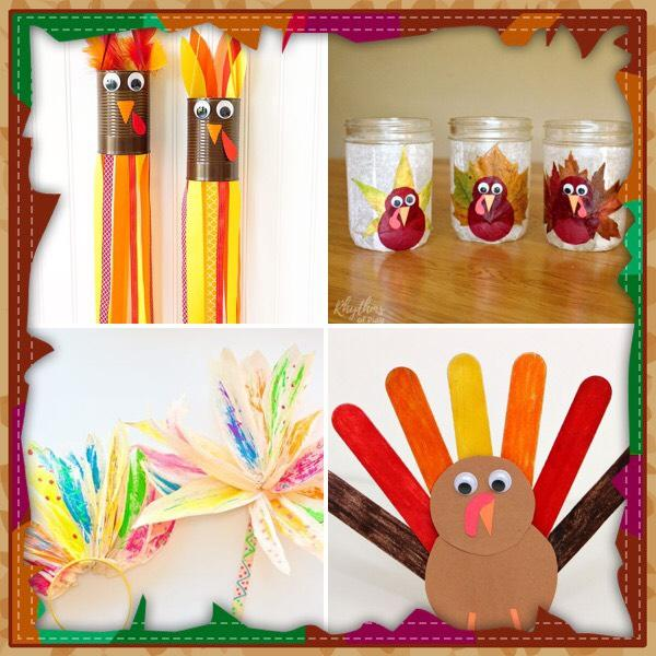 Thanksgiving Crafts The Kids Will Love To Make Pinot S Palette