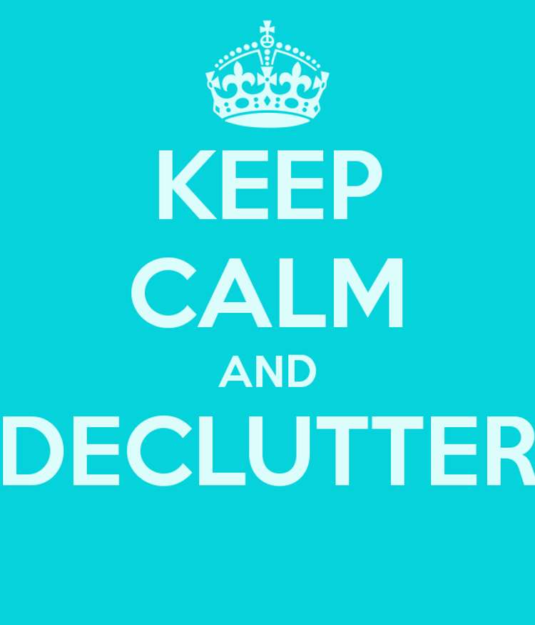 Declutter Your Life With A Few Simple Tips That Anyone Can Use!