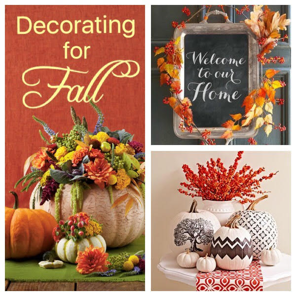 Decorate Your Home For Fall Pinot S Palette