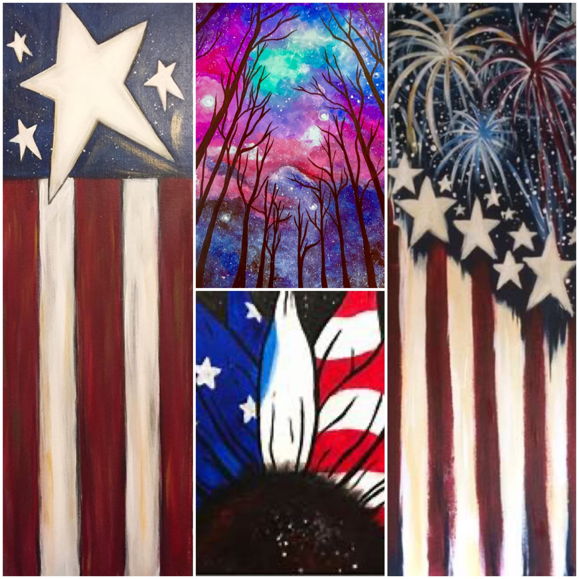 Get Creative This July 4th