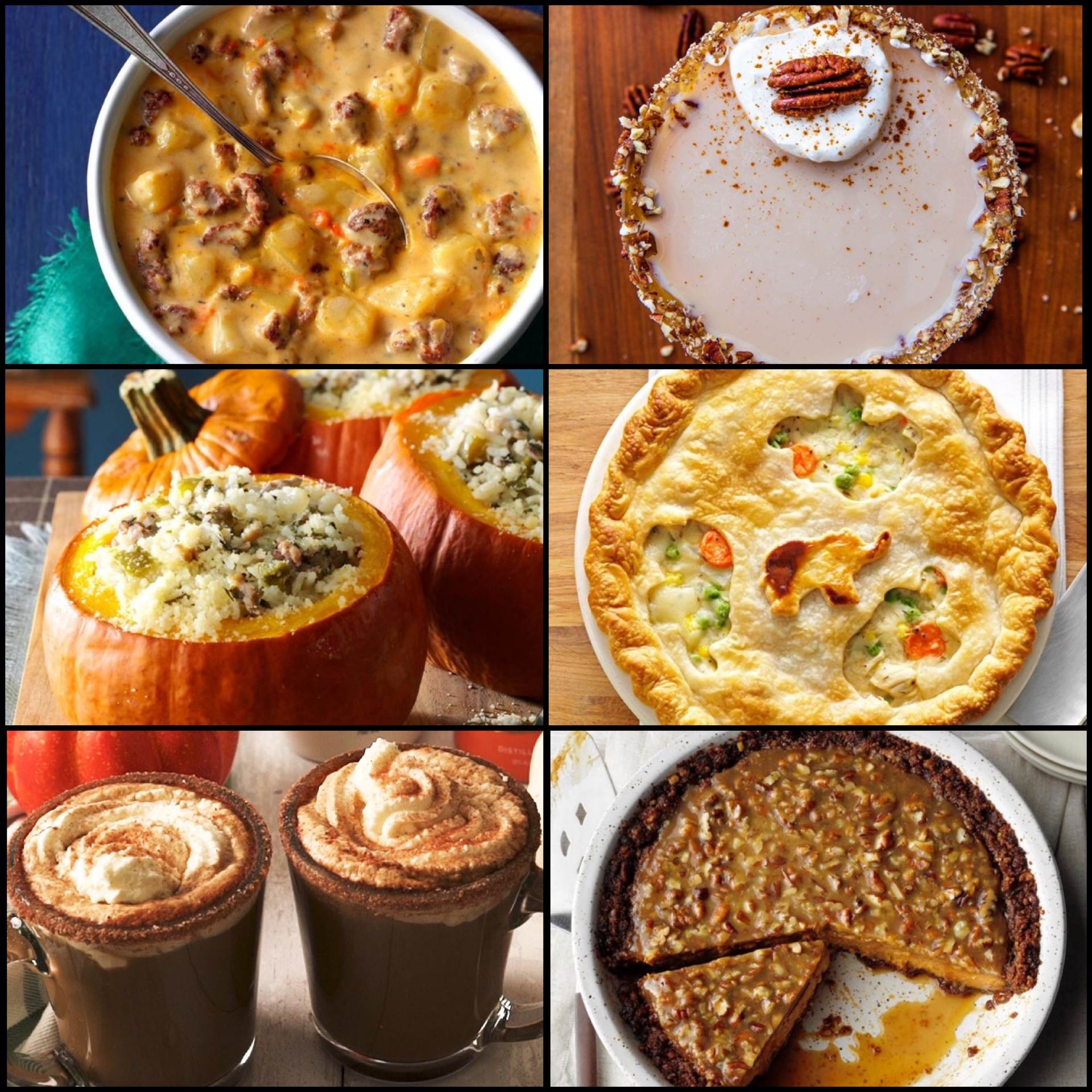 Perfect Fall Food And Drink Recipes!
