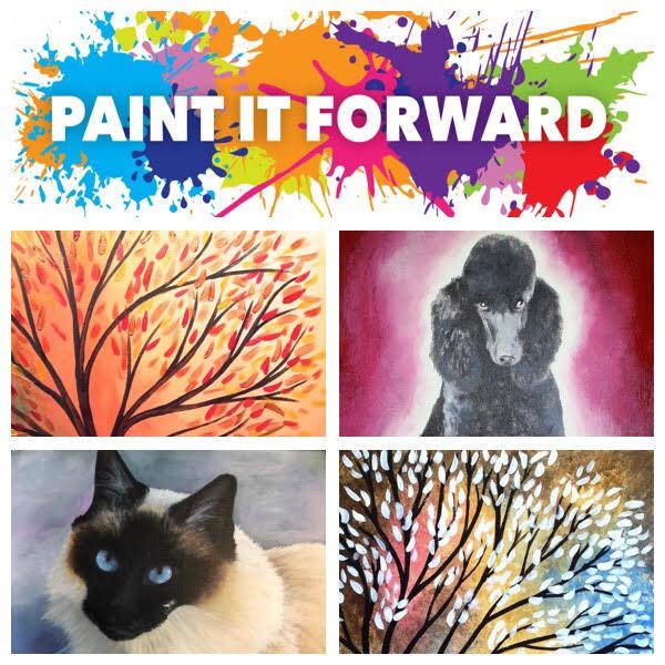 Let's Paint It Forward!!!