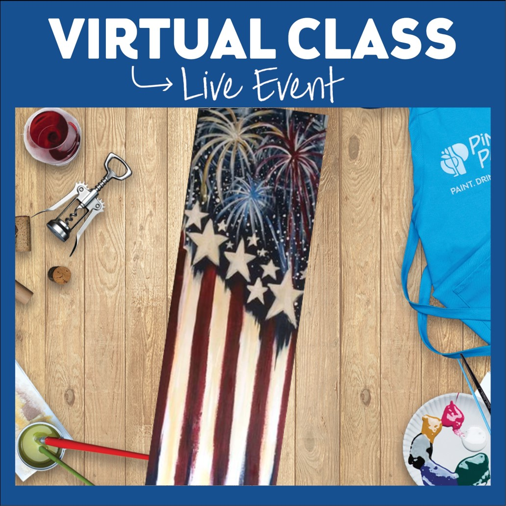 Virtual Live  or Replay- Star Spangled Banner
